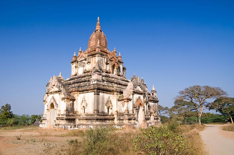 Bagan Historical site - Archeological Museum