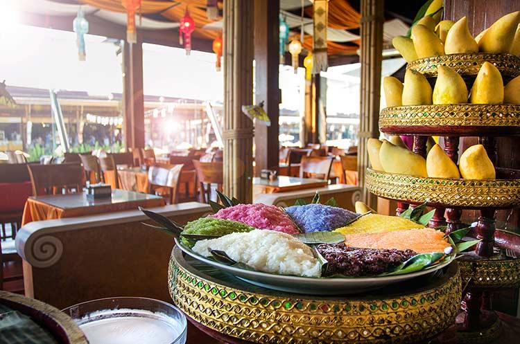 Pattaya floating market - Ticket price 160 Baht