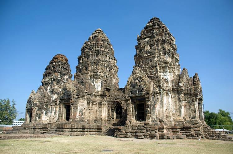 [Chia sẻ] Khám phá du lịch PHRA PRANG SAM YOT, Lopburi, Thái Lan