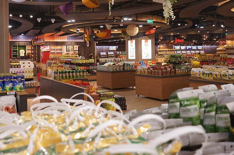 Show DC Shopping & Entertainment Complex Bangkok