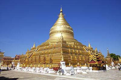 Temples & pagodas in Burma
