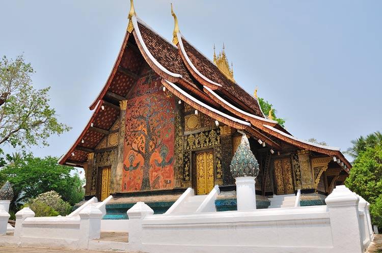 Wat Xieng Thong (Luang Prabang, Laos): Address ... |Wat Xieng Thong Luang Prabang